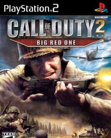 Call Of Duty 2 Big Red One Call Of Duty Wiki Fandom
