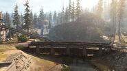 Lumberyard RailBridge Verdansk Warzone MW