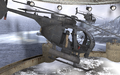 AH-6 Little Bird model Museum MW2