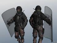 MW2 Ultra riotshield