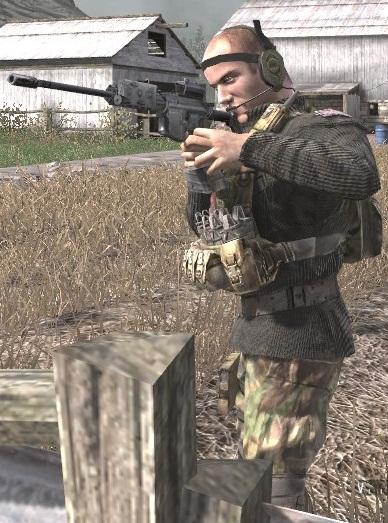 Паркер (Modern Warfare)