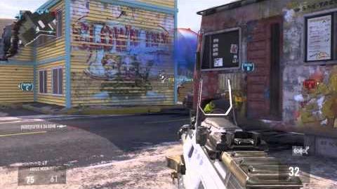 "COD AW New Havoc DLC Gameplay ""Sideshow"""