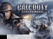 CoDFH Start menu PS2