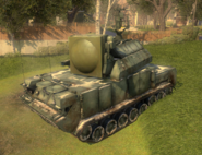 Артиллерия клюквенных русских 5