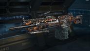 48 Dredge Gunsmith Model Underworld Camouflage BO3