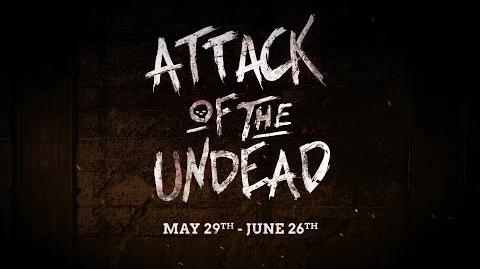 Official Call of Duty® WWII — 'Attack of the Undead!' Community Event Trailer