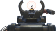 Pytaek iron sights AW