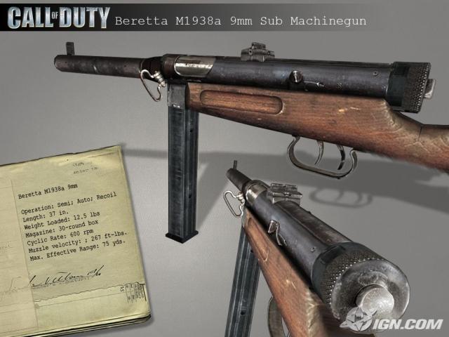 Беретта М1938