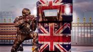 Assault Shield UK Punk BOII