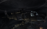 UH-60 Down the rabbit hole MW3