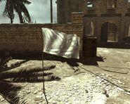 Domination blank flag MW3
