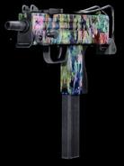MAC-10 Glitch Gunsmith BOCW