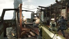 ACR Firefight Aground MW3