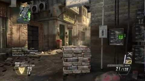 Black Ops 2 Overflow with AN-94 (Multiplayer Gameplay)
