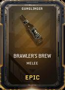 Brawler's Brew Supply Drop Card MWR