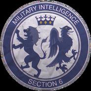MI6 Faction Logo BOCW