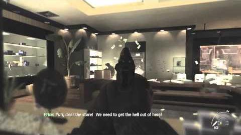 MW3 - Intel Locations - Blood Brothers - Mission 12 - Scout Leader Achievement Trophy guide