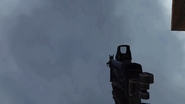 PP2000 Holographic Sight MW2