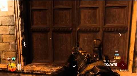 Black Ops 2 Zombies 4v4 Clutch Win - Last Man Standing - Grief Mode Gameplay