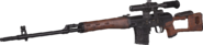 Dragunov Model MWR