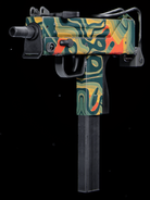 MAC-10 Sunder Gunsmith BOCW