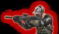 Secondary Gunfighter Wildcard Icon BOII