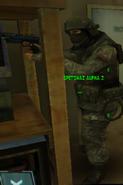Spetsnaz Alpha 2 Strike Team