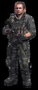 Yuri MW3 model render