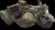 Harley model CoD3