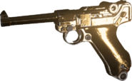 P-08 Gold WWII