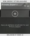 Primary Expert I Unlock Card IW