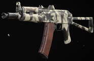 AK-74u Shards Gunsmith BOCW