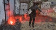 Call of Duty WWII Спаун поломался