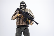 Ghost Action Figure MW2019
