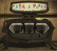 Pack-A-Punch in Ascension CoD BO