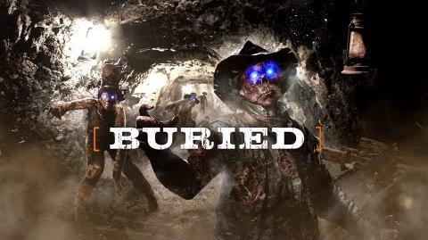 Black Ops 2 Zombies - BURIED - PC Gameplay