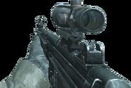 MP5 ACOG Scope CoD4