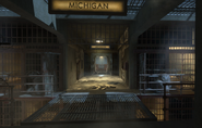 Mob of the Dead blok Michigan-pietro