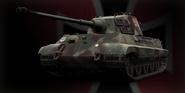 Tiger II CoD3
