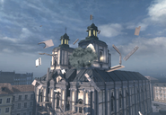 Church blowing up Blood Brothers MW3