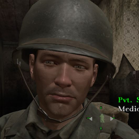 Сэндлер (Call of Duty 3)