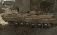 BMP-2 The Coup CoD4