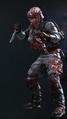 Combat Knife third person CoDG
