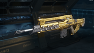 M8A7 Gunsmith Model Gold Camouflage BO3