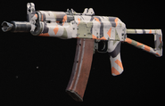 AK-74u Transform Gunsmith BOCW