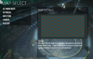 Descent map details AW