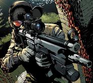 MP5 ACOG MW2G