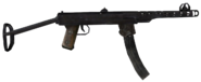 PPS-42 Third Person CoD2