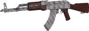 AK-47 Winter Tiger MWR