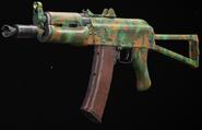 AK-74u Corrosion 1 Gunsmith BOCW